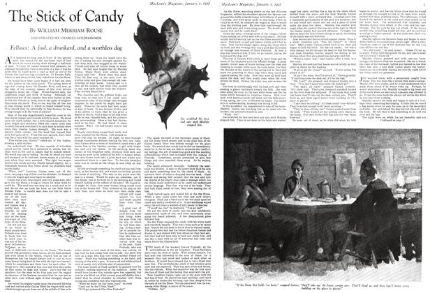 Article Preview: The Stick of Candy, January 1 ST 1927 1927 | Maclean's