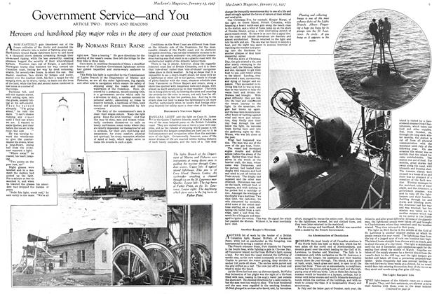 Article Preview: Government Service—and You, January 15TH 1927 1927 | Maclean's