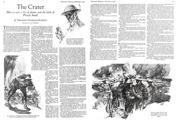 Article Preview: The Crater, February 1st 1927 1927 | Maclean's