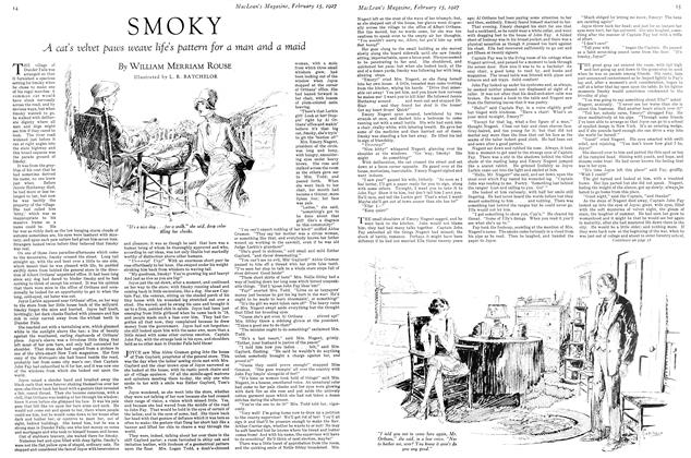 Article Preview: SMOKY, February 15th 1927 1927 | Maclean's