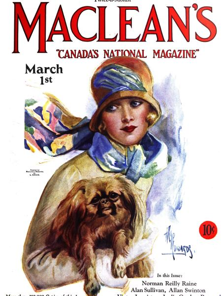 Issue: - March 1st 1927 | Maclean's
