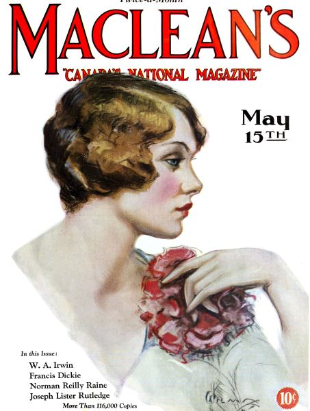 Issue: - May 15TH 1927 | Maclean's
