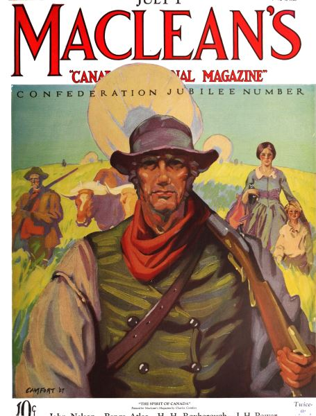 Issue: - July 1927 | Maclean's