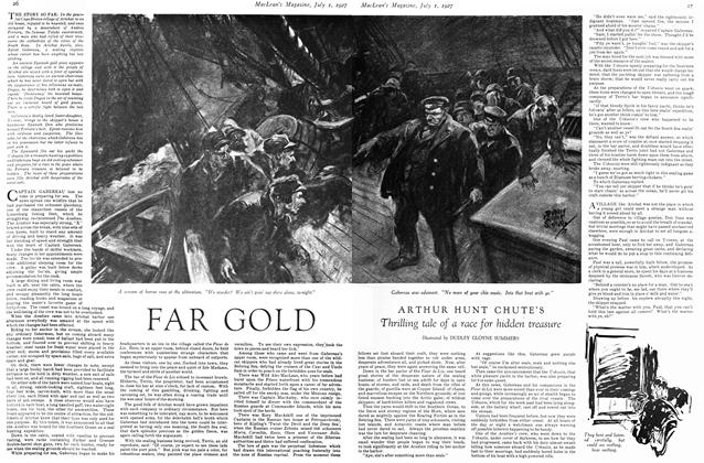 Article Preview: FAR GOLD, July 1927 | Maclean's