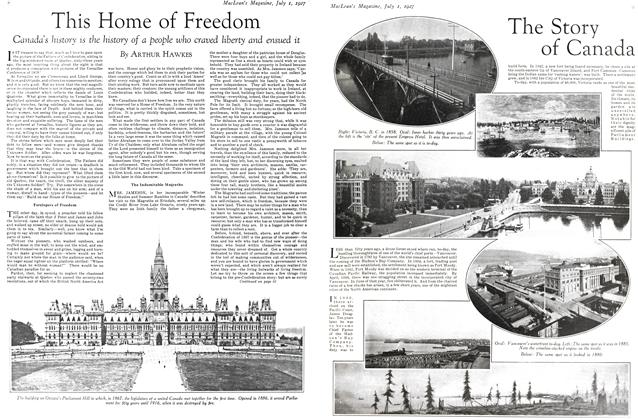 Article Preview: This Home of Freedom, July 1927 | Maclean's
