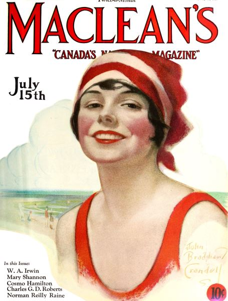 Issue: - July 15th 1927 | Maclean's