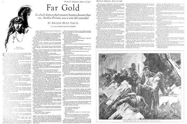 Article Preview: Far Gold, August 15th 1927 1927 | Maclean's