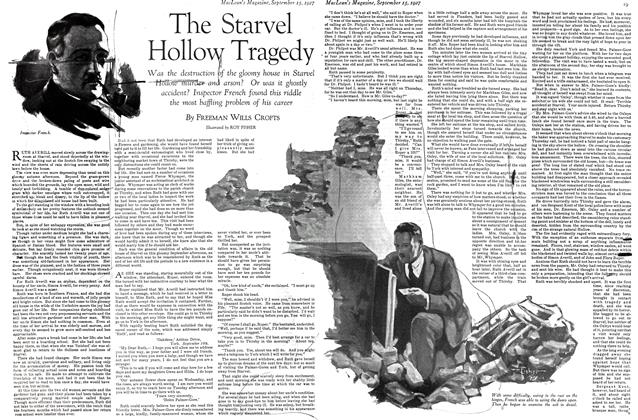 Article Preview: The Starvel Hollow Tragedy, September 15TH 1927 1927 | Maclean's