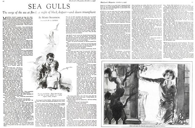 Article Preview: SEA GULLS, October 1st. 1927 1927 | Maclean's