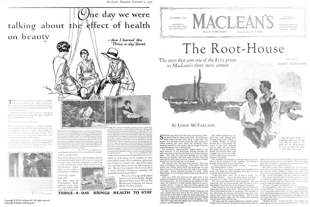 Article Preview: The Root-House, November 1st 1927 1927 | Maclean's