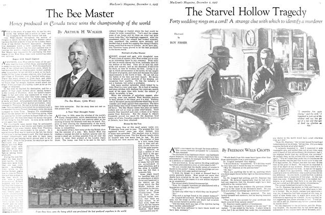 Article Preview: The Starvel Hollow Tragedy, December 1ST 1927 1927 | Maclean's