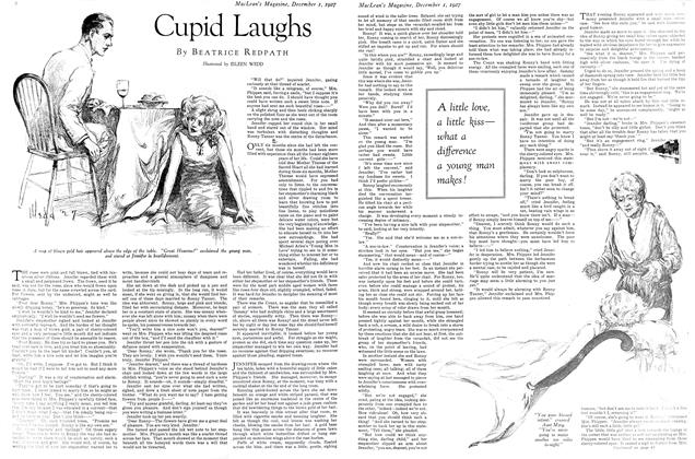 Article Preview: Cupid Laughs, December 1ST 1927 1927 | Maclean's