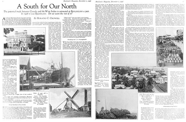 Article Preview: A South for Our North, December 1ST 1927 1927 | Maclean's