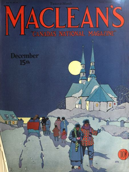 Issue: - December 15th 1927 | Maclean's