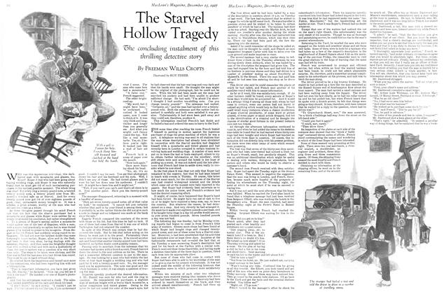 Article Preview: The Starvel Hollow Tragedy, December 15th 1927 1927 | Maclean's
