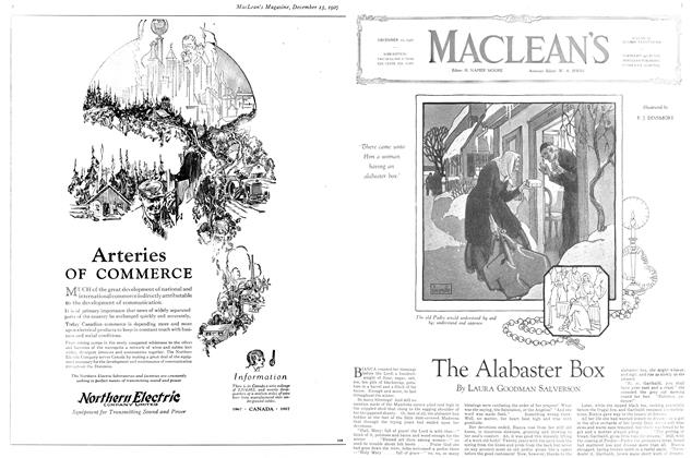 Article Preview: The Alabaster Box, December 15th 1927 1927 | Maclean's