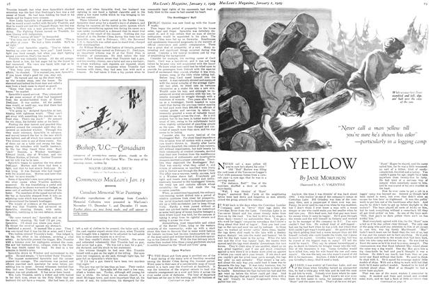 Article Preview: YELLOW, January 1929 | Maclean's