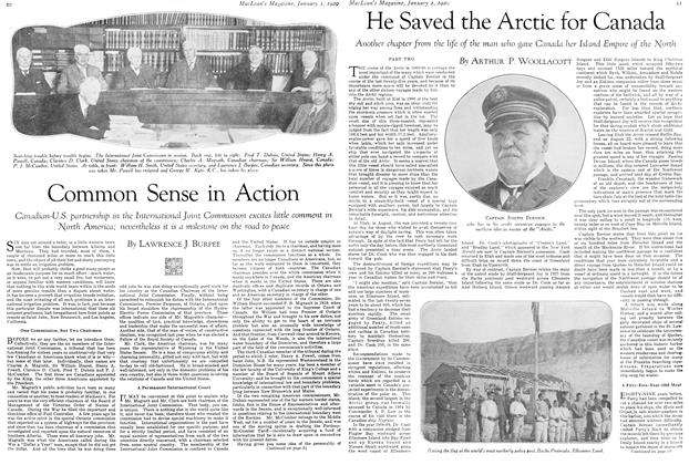 Article Preview: He Saved the Arctic for Canada, January 1929 | Maclean's