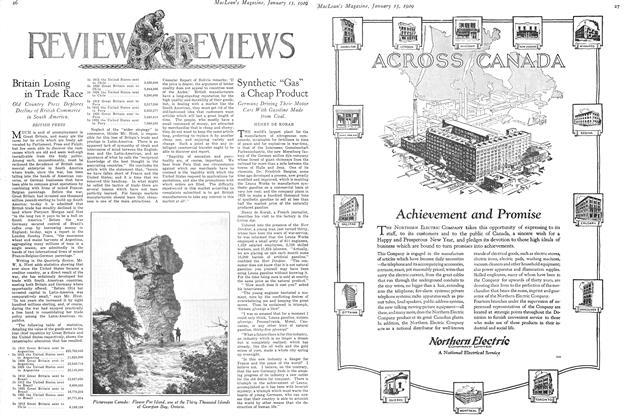 Article Preview: Britain Losing in Trade Race, January 1929   Maclean's