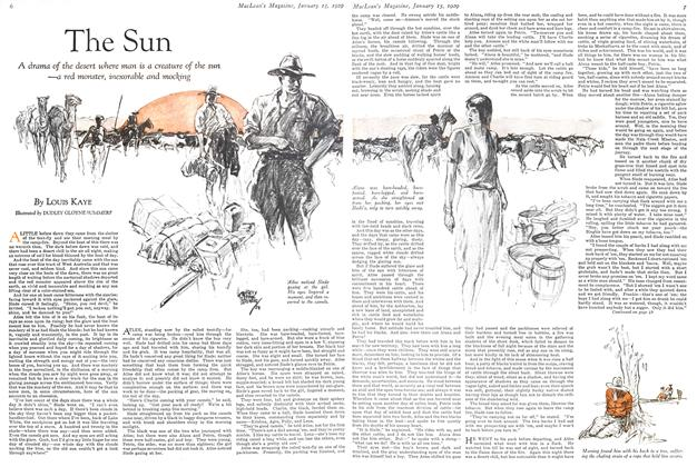 Article Preview: The Sun, January 1929 | Maclean's