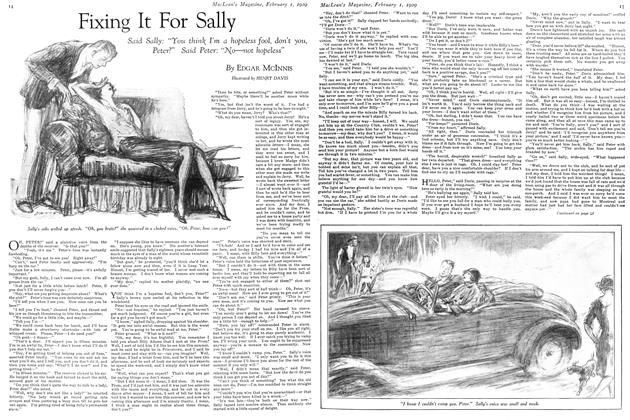 Article Preview: Fixing It For Sally, February 1929 | Maclean's
