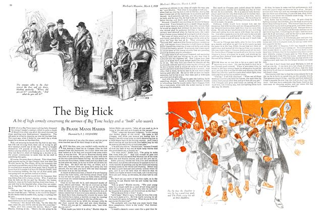 Article Preview: The Big Hick, March 1929 | Maclean's