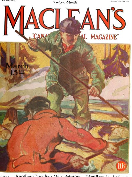 Issue: - March 1929 | Maclean's