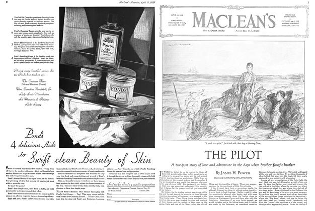 Article Preview: THE PILOT, April 15 1929 | Maclean's