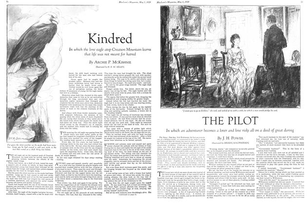 Article Preview: THE PILOT, May 1929 | Maclean's