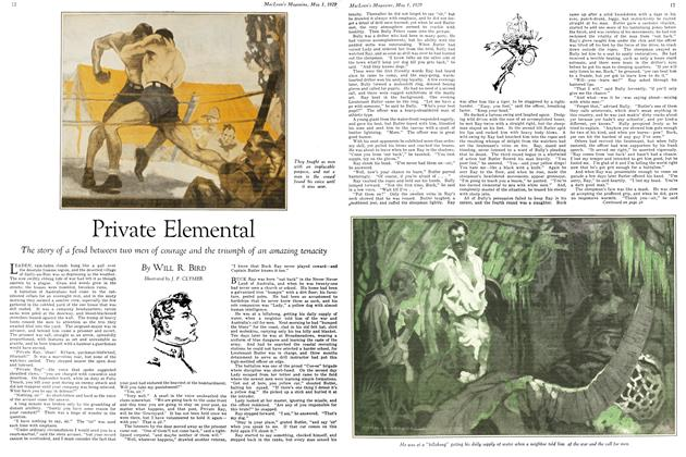 Article Preview: Private Elemental, May 1929 | Maclean's