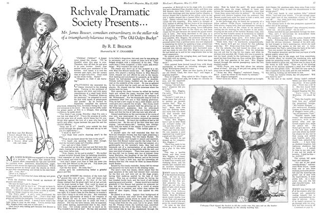 Article Preview: Richvale Dramatic Society Presents..., May 1929 | Maclean's