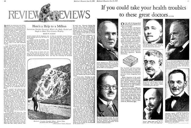 Article Preview: Here's a Help to a Million, June 15TH 1929 | Maclean's