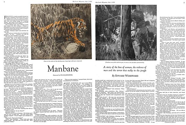 Article Preview: Manbane, July 1929 | Maclean's