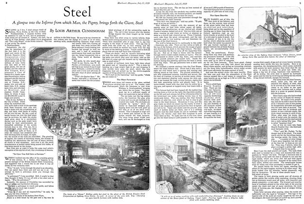 Article Preview: Steel, July 1929 | Maclean's