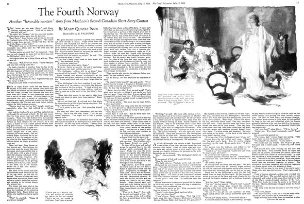 Article Preview: The Fourth Norway, July 1929 | Maclean's