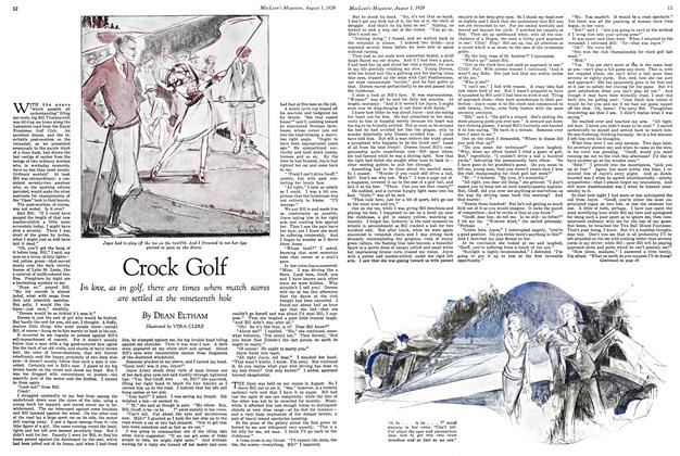 Article Preview: Crock Golf, August 1929 | Maclean's
