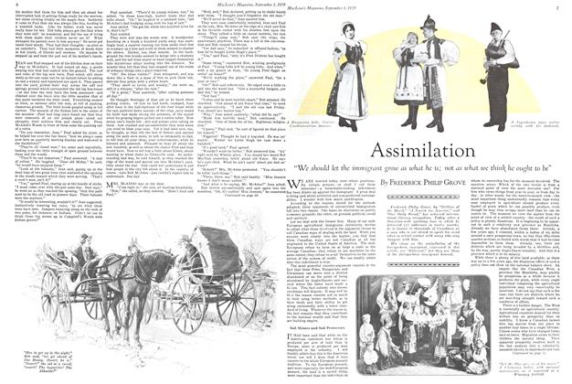 Article Preview: Assimilation, September 1929 | Maclean's