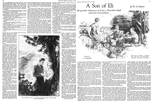 Article Preview: A Son of Eli, October 1929 | Maclean's