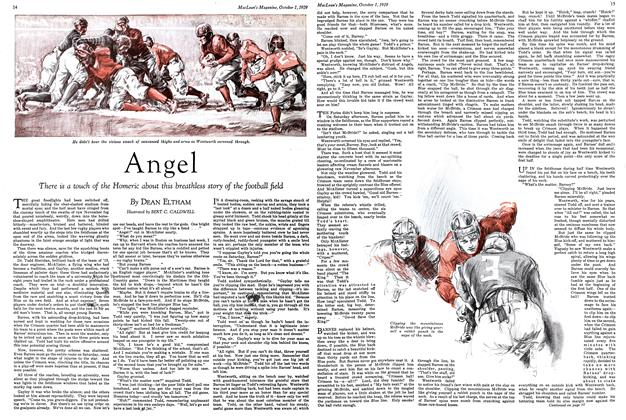 Article Preview: Angel, October 1929 | Maclean's