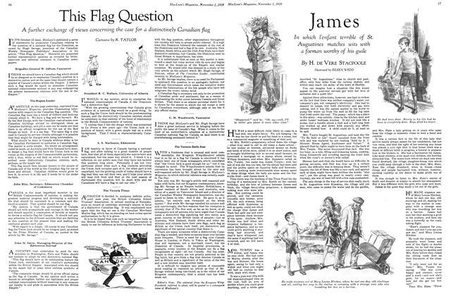 Article Preview: James, November 1929 | Maclean's