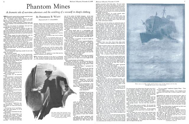 Article Preview: Phantom Mines, November 1929 | Maclean's