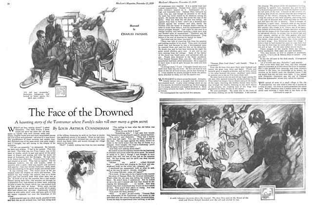 Article Preview: The Face of the Drowned, November 1929 | Maclean's