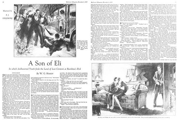 Article Preview: A Son of Eli, December 1929 | Maclean's