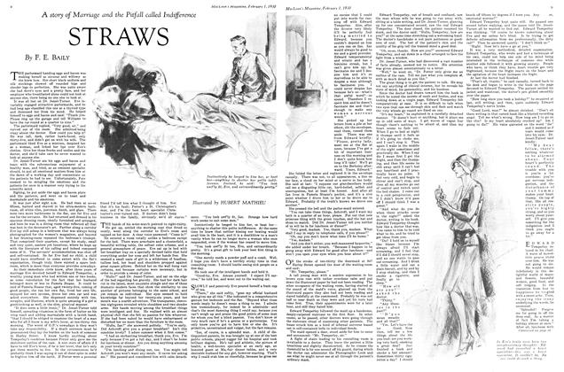 Article Preview: STRAWS, February 1930 | Maclean's