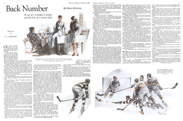 Article Preview: Back Number, February 1930 | Maclean's