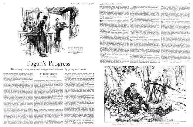 Article Preview: Pagan's Progress, February 1930 | Maclean's