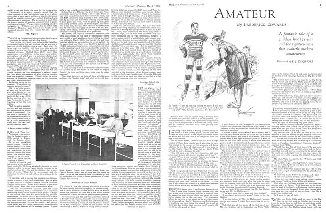 Article Preview: AMATEUR, March 1930 | Maclean's