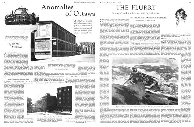 Article Preview: THE FLURRY, March 1930 | Maclean's