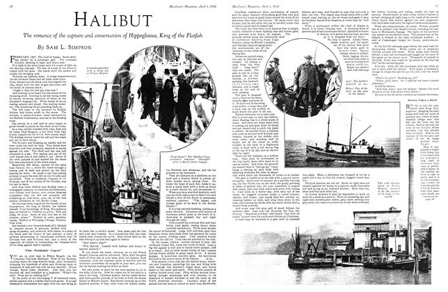 Article Preview: HALIBUT, April 1930 | Maclean's
