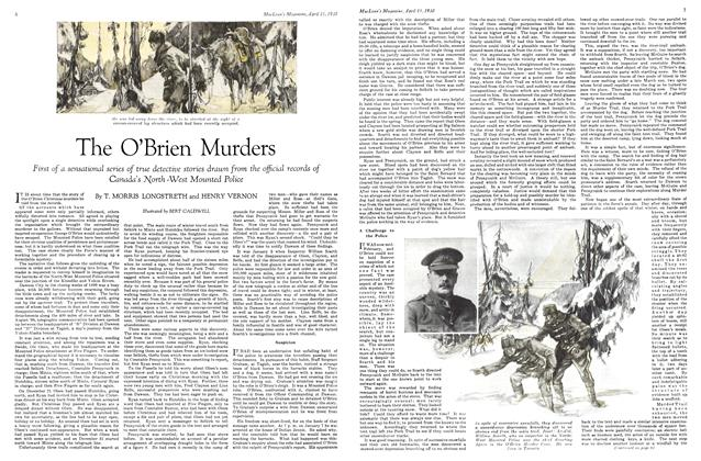 Article Preview: The O'Brien Murders, April 1930 | Maclean's